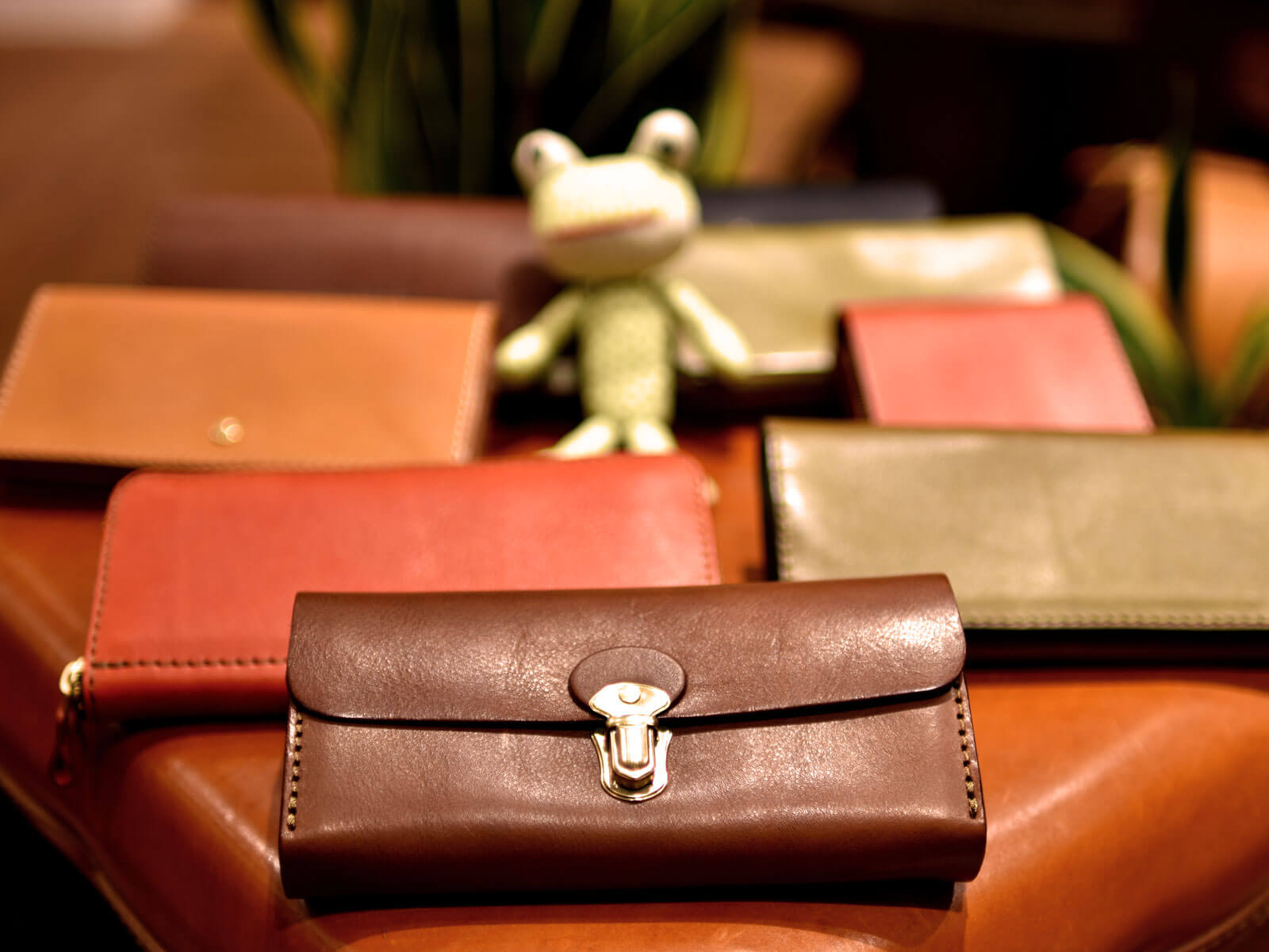 春財布にオススメ!博多店で人気の財布ベスト3