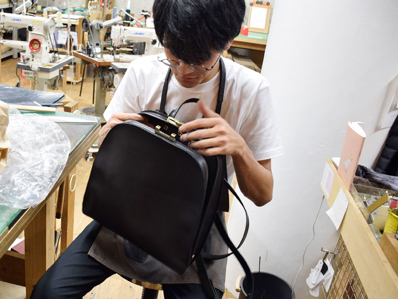 名古屋店の田中