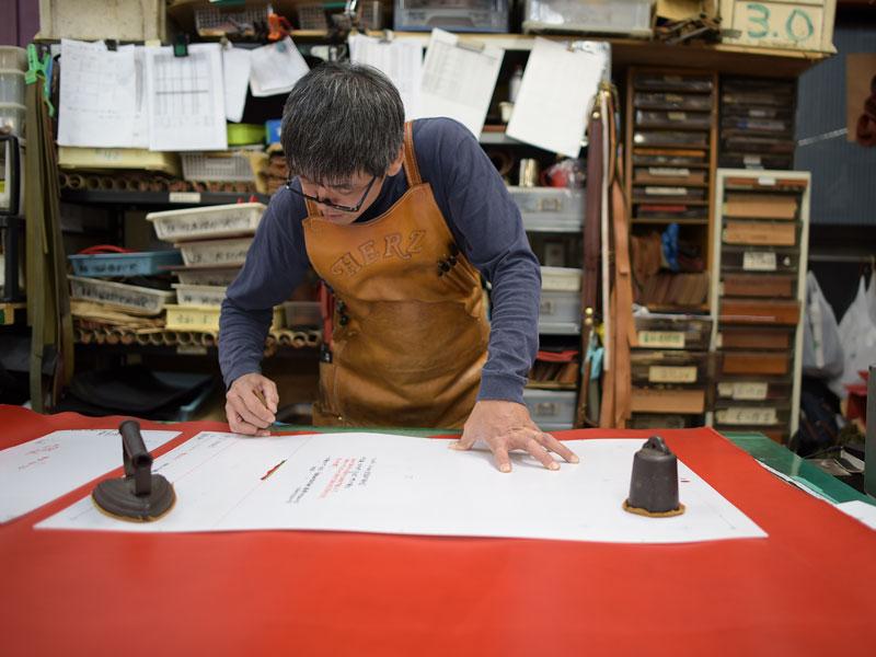 渋谷工房の作り手:鈴木
