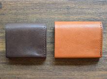 小型のマチ付き二つ折り財布(GS-15)商品ページへ