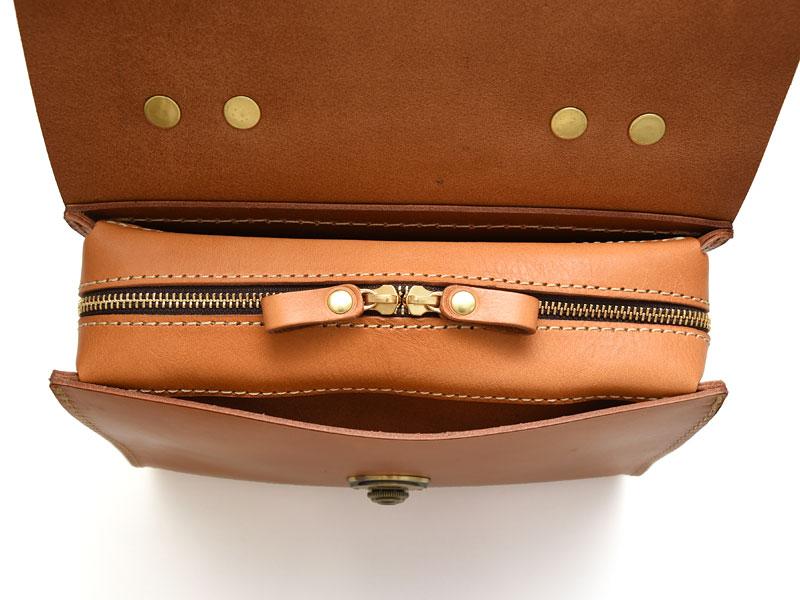 アオリノハンドバッグ(Q-9) あおりポケット