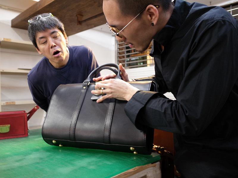 作り手:斎藤のダレスバッグ