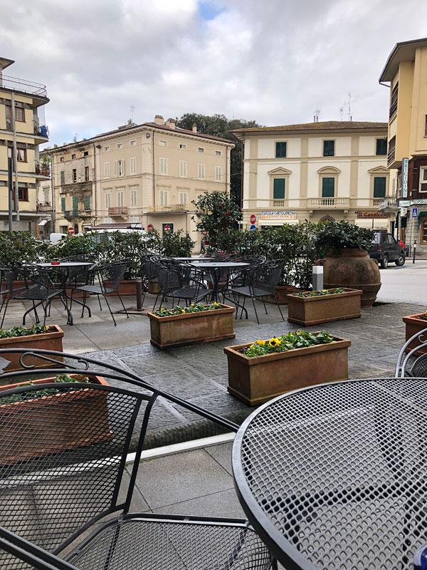 イタリアの街の風景1