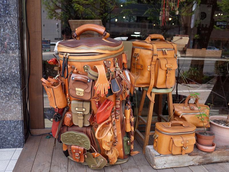5周年記念の看板鞄