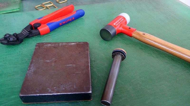 相棒の道具たち