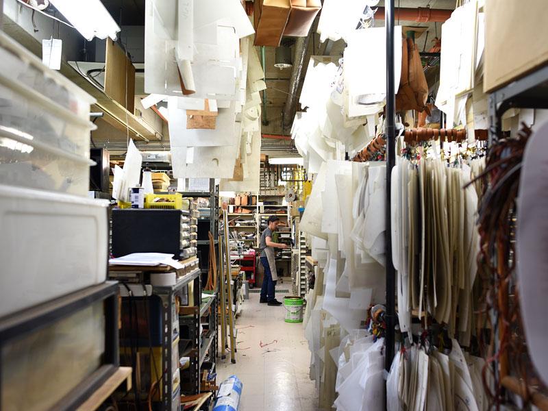渋谷工房の製作風景1
