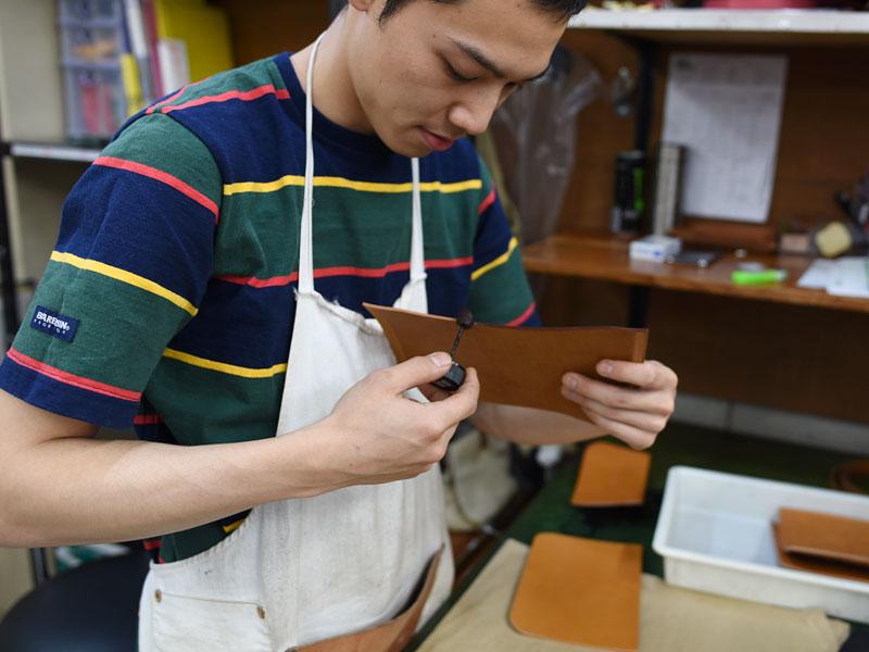 渋谷工房の作り手:隆太郎