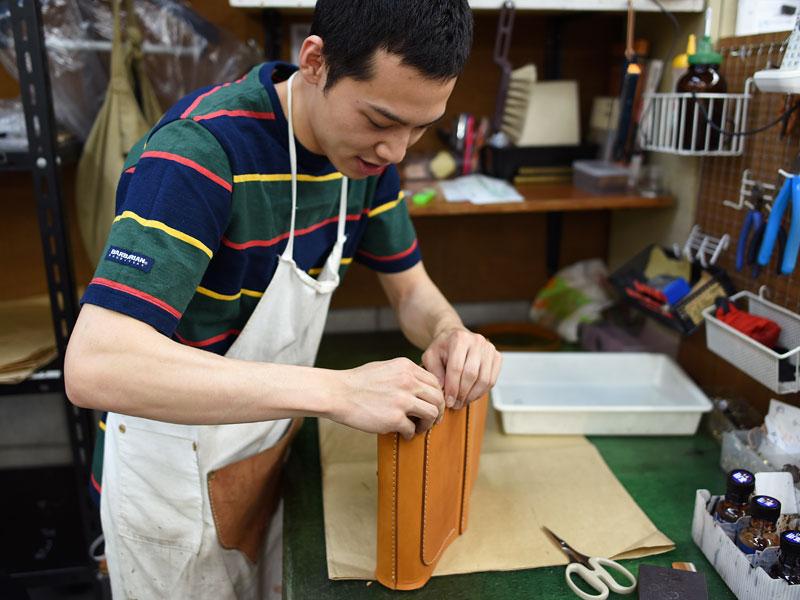 作り手の隆太郎に話を聞きました