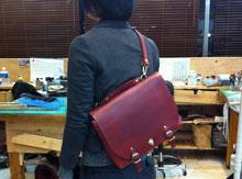 ナレッジバッグは作り手も愛用しています