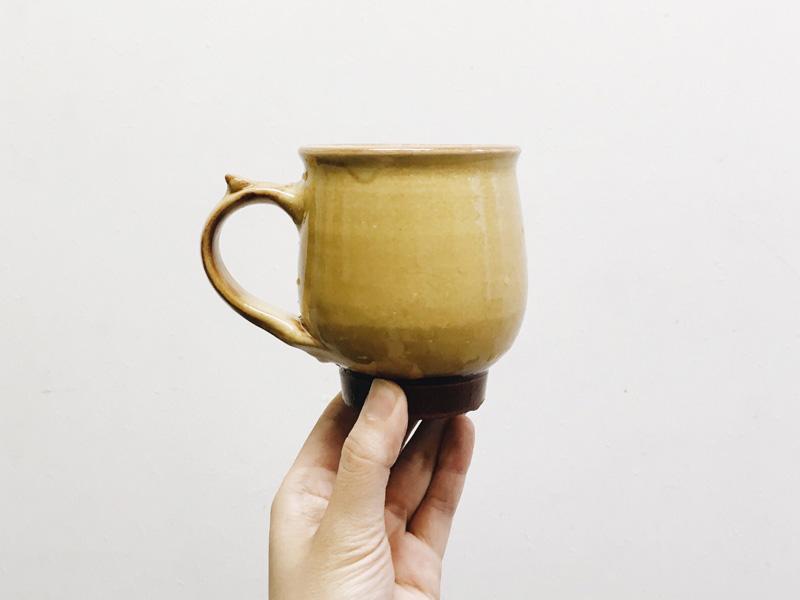 お気に入りのカップ