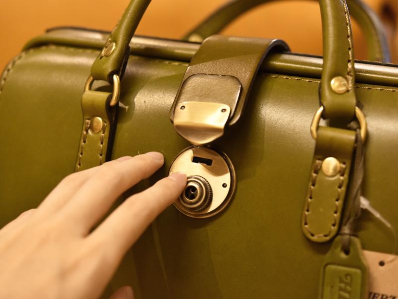 2本手口枠ハンドバッグ2
