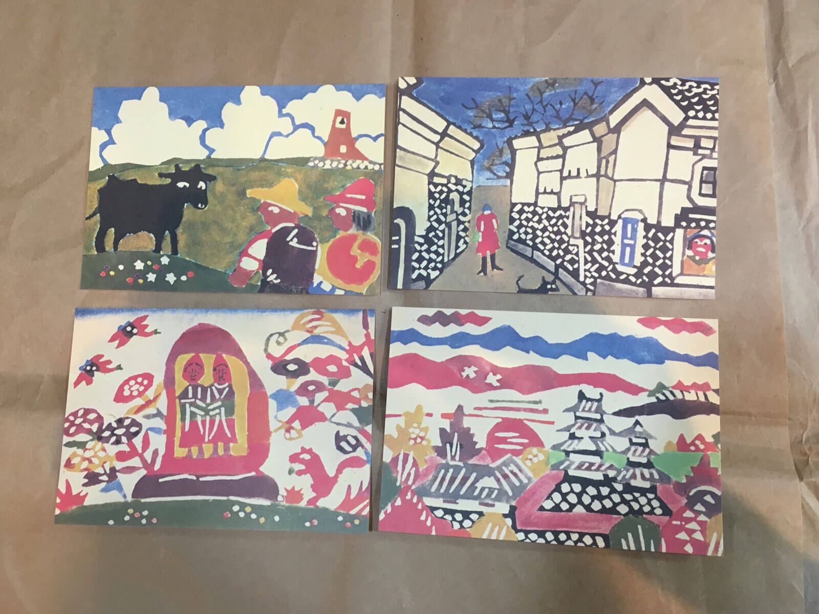 柚木先生のポストカード