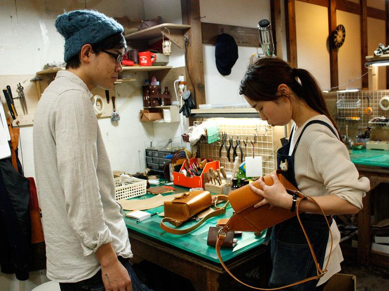 作り手伊藤と青木