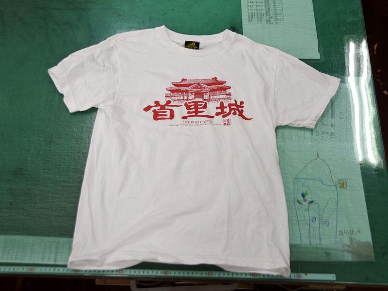 首里城Tシャツ