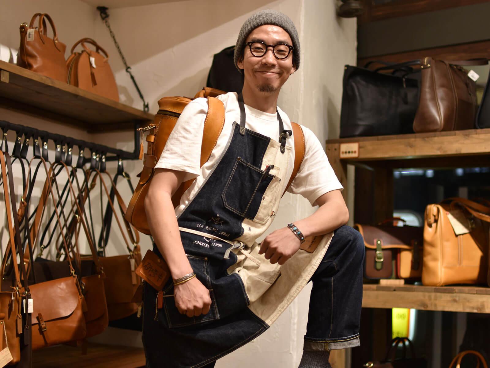 はじめまして!博多店新人の永田です!