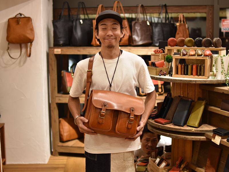 博多店の作り手:永田