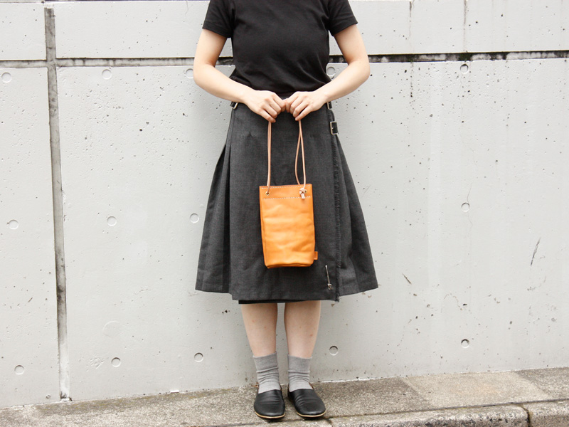 purse bag着用写真1