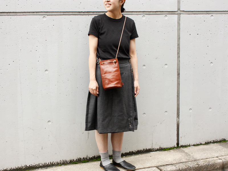 purse bag着用写真2