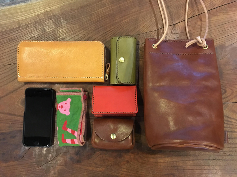 purse bag収納例2