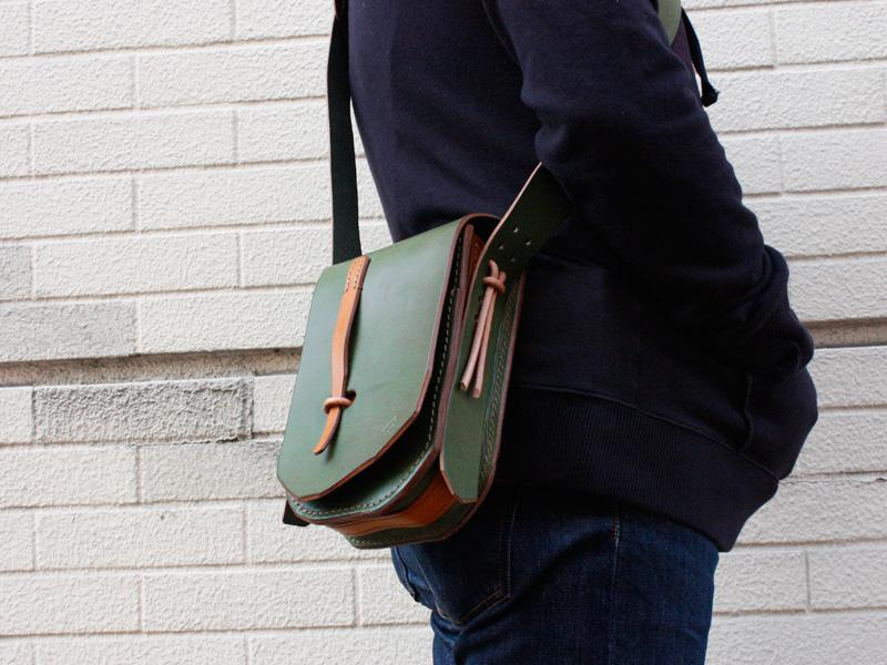 メタルフリーバッグ着用例3
