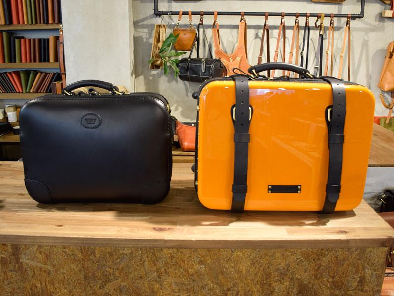 トロリーバッグとの比較