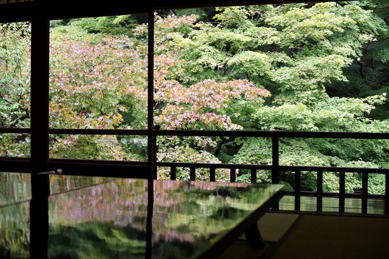 京都の瑠璃光院