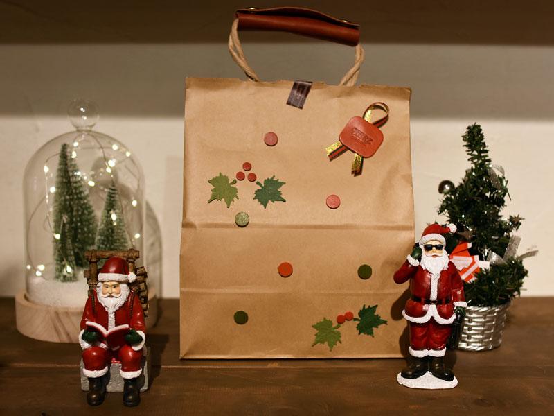 博多店のクリスマスディスプレイ