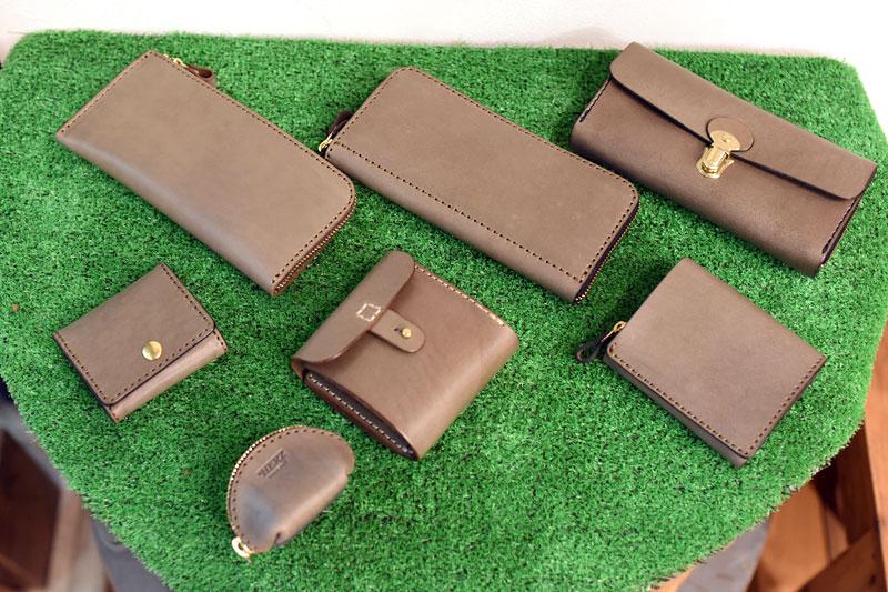 人気の財布も沢山取り揃えております