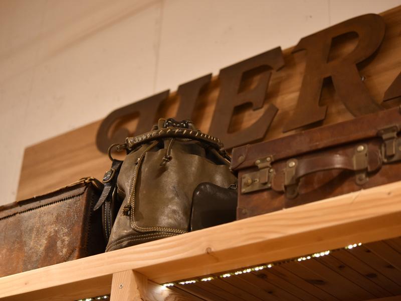 ヘルツを支えてきた歴代の鞄たちその1