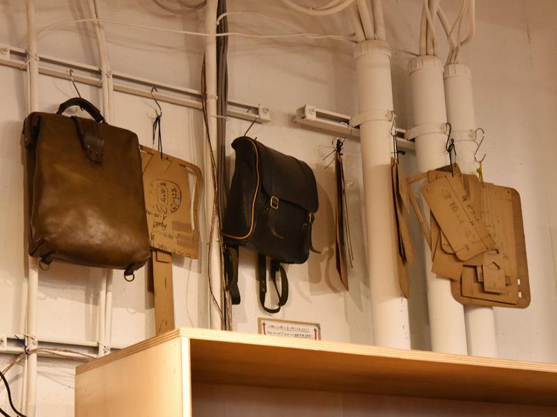 ヘルツを支えてきた歴代の鞄たちその5