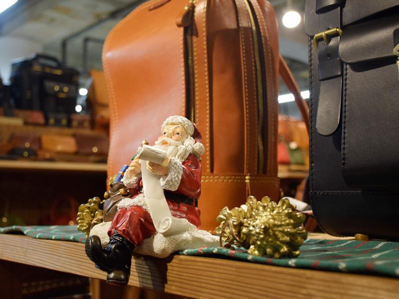 名古屋店クリスマスディスプレイその4
