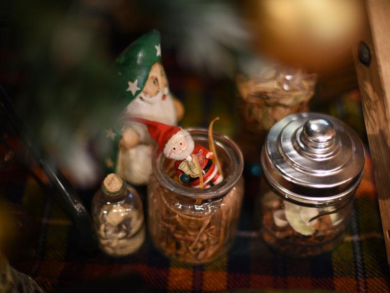 本店クリスマスディスプレイ4