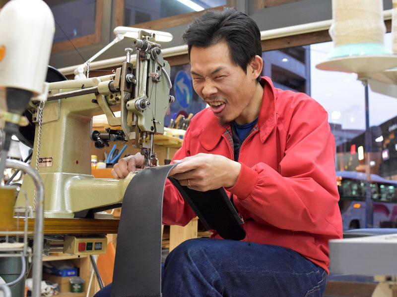 博多店の作り手:熊谷