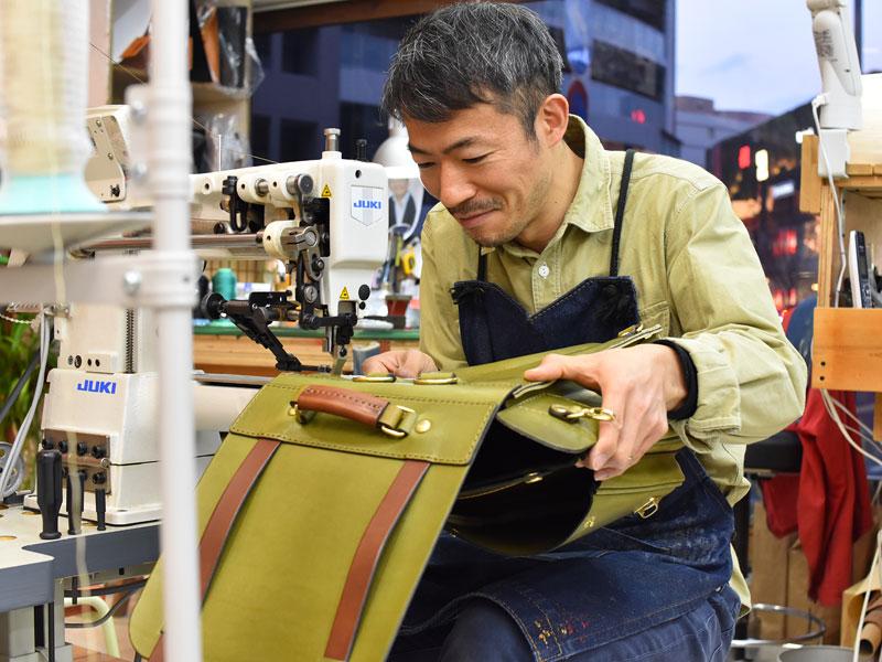 博多店の作り手:納富