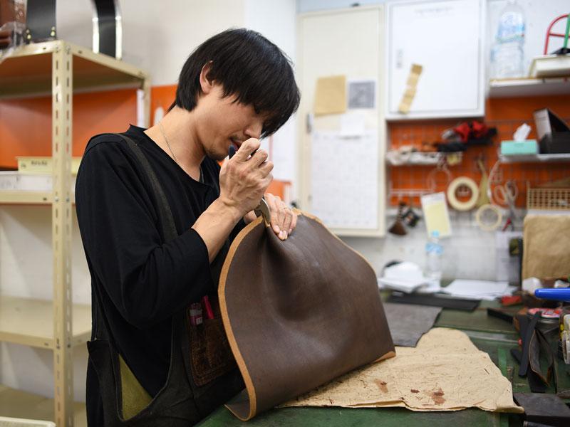 渋谷工房の作り手:ナメカワ