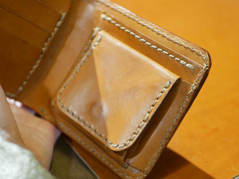 二つ折り財布(WS-8) コインケース