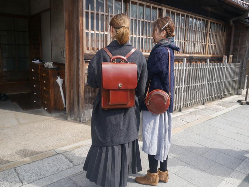 スタッフ愛用のバッグたち