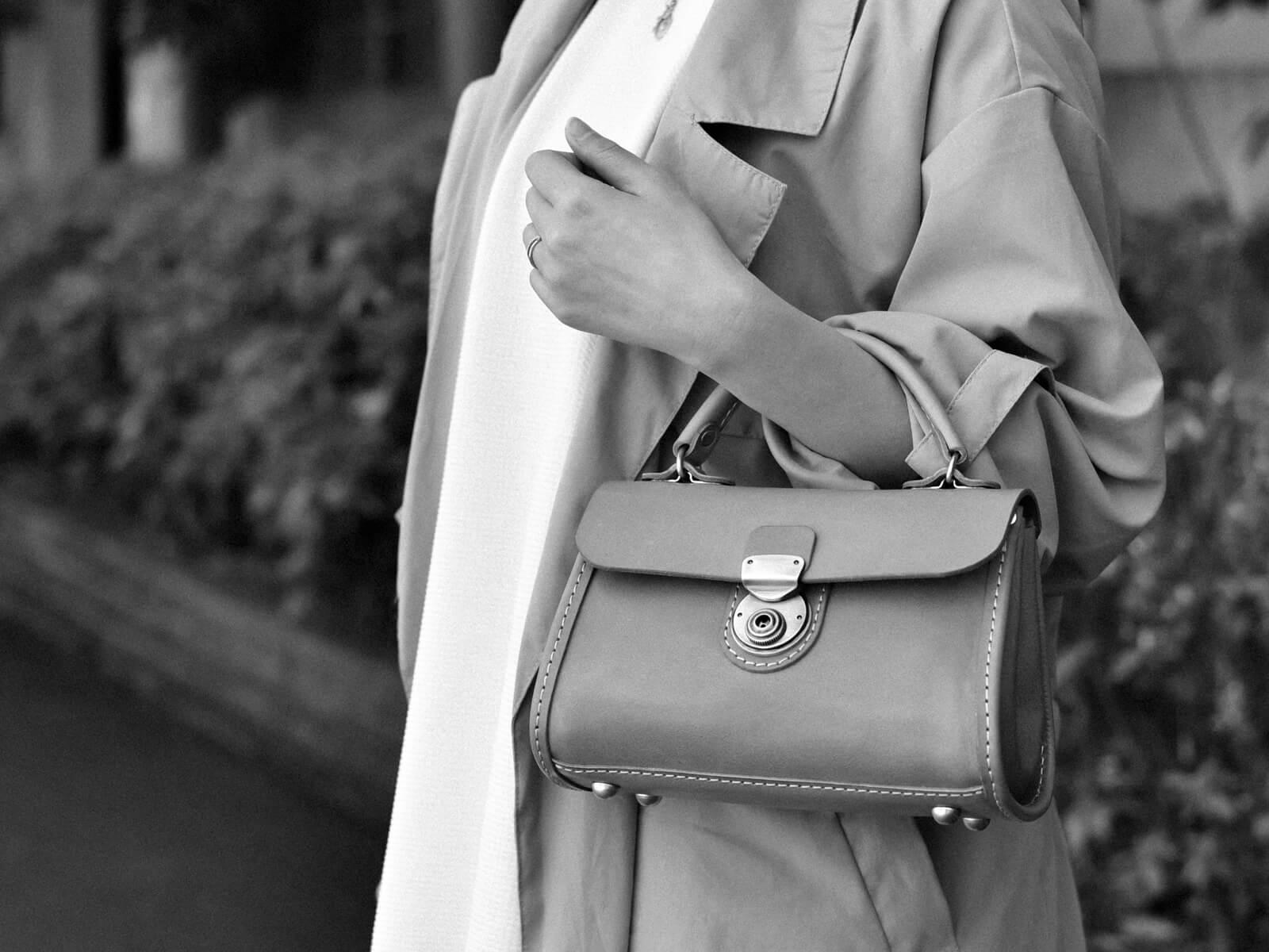 【予告】仙台店5周年記念で好評を博したレディースバッグが新作になります