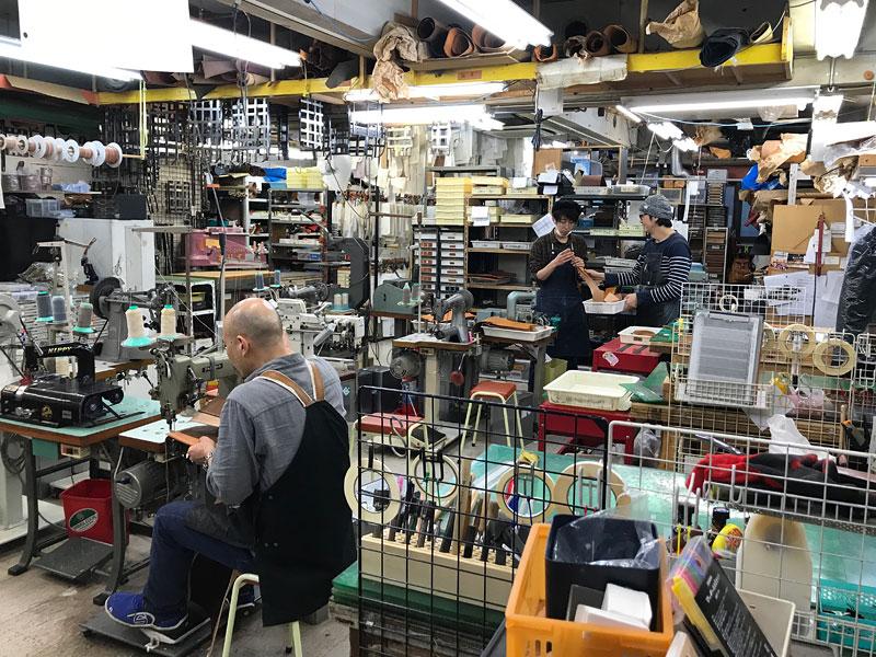 渋谷工房の製作風景3