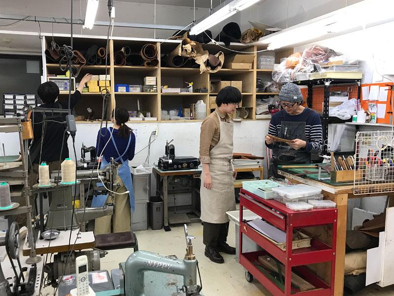 渋谷工房の製作風景2