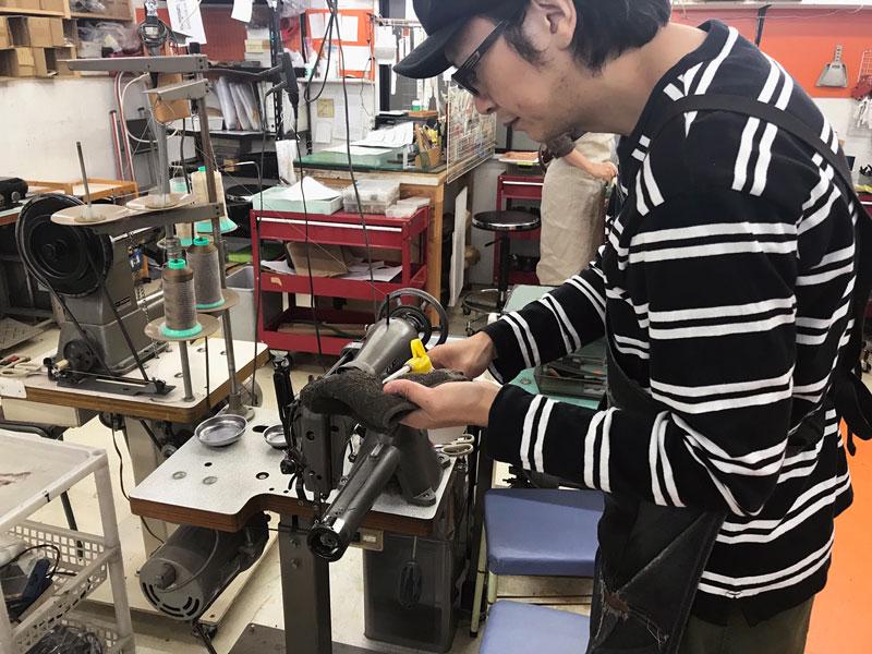 渋谷工房の佐藤