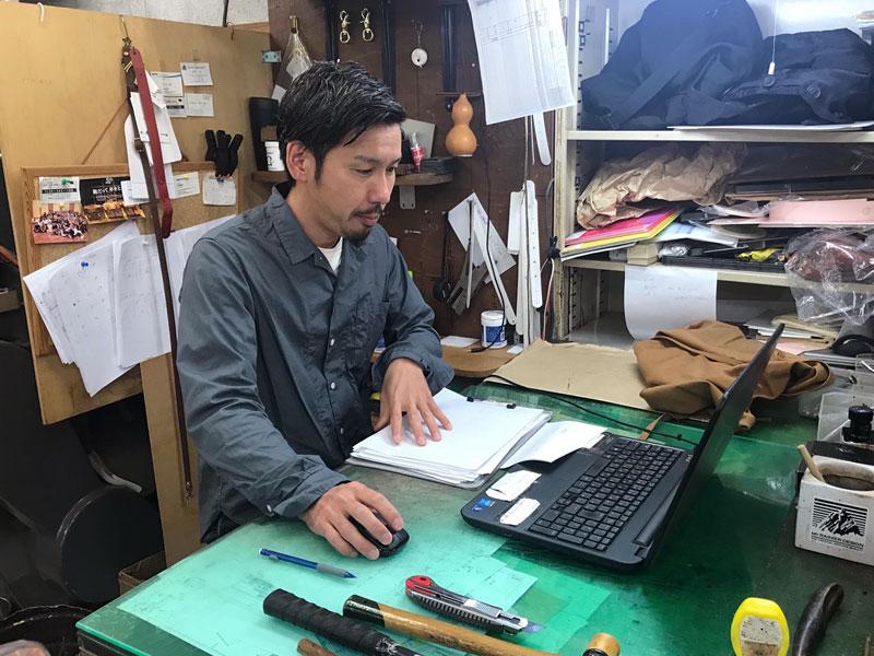 渋谷工房のリーダー:セイジ