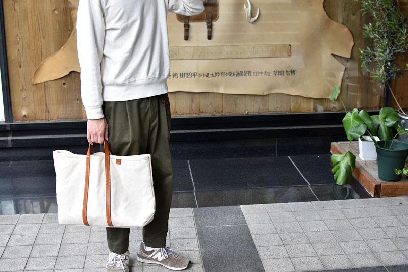 名古屋スタッフ愛用のキャンバスアイテム4
