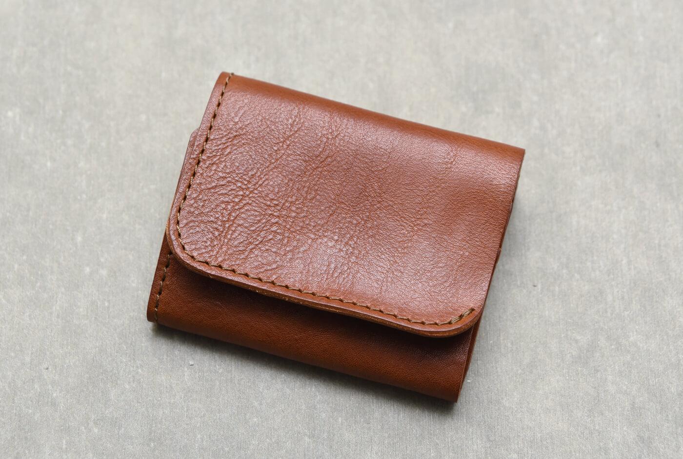 ミニマリストにもおすすめのミニ財布特集 GS-8