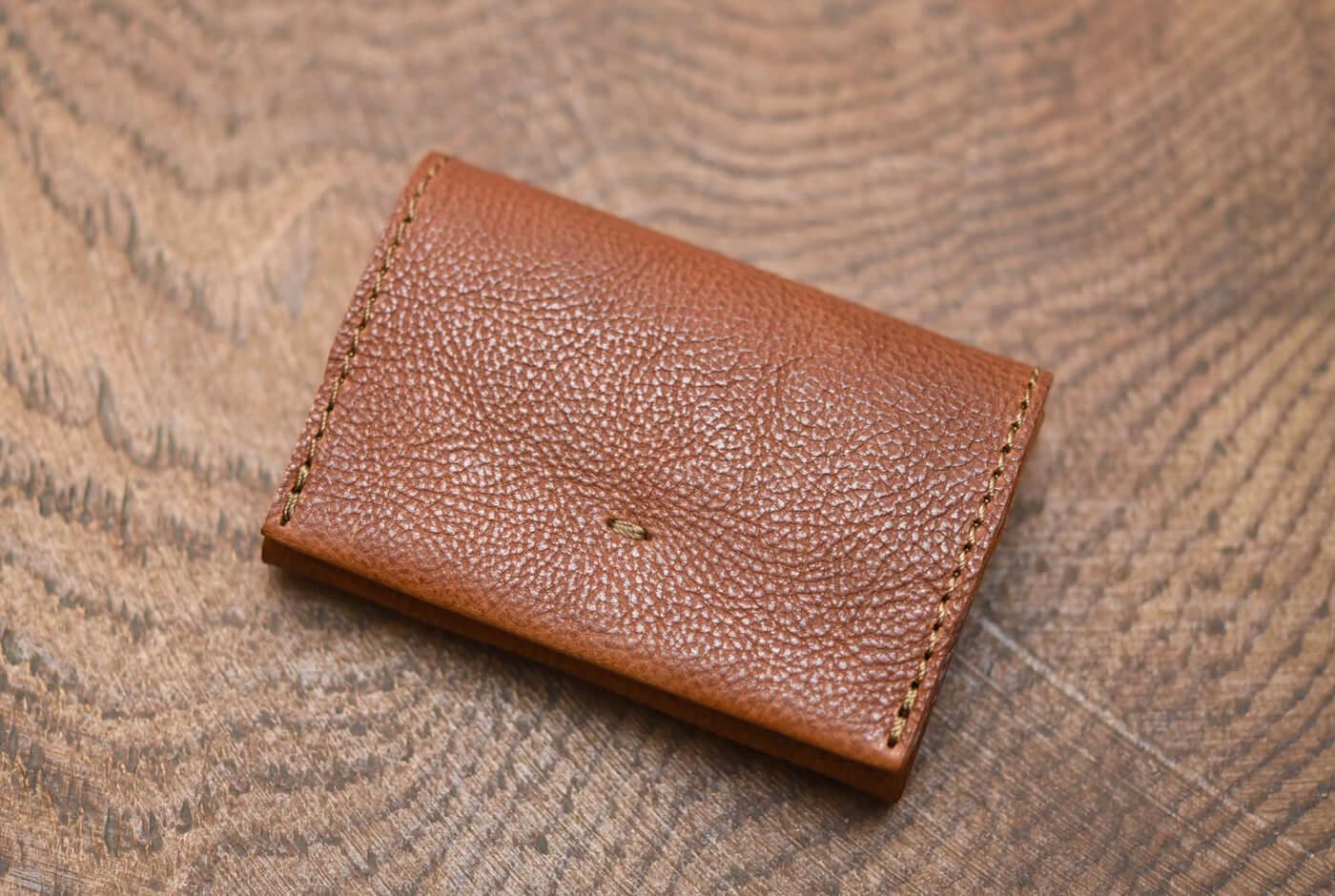 ミニマリストにもおすすめのミニ財布特集 GS-25