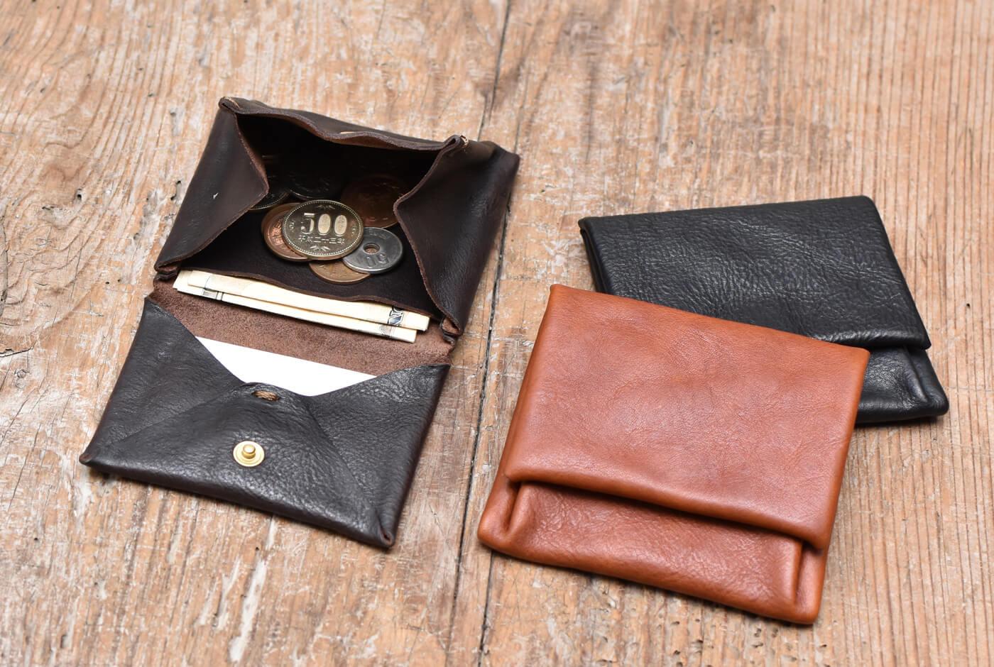 ミニマリストにもおすすめのミニ財布特集 GS-54