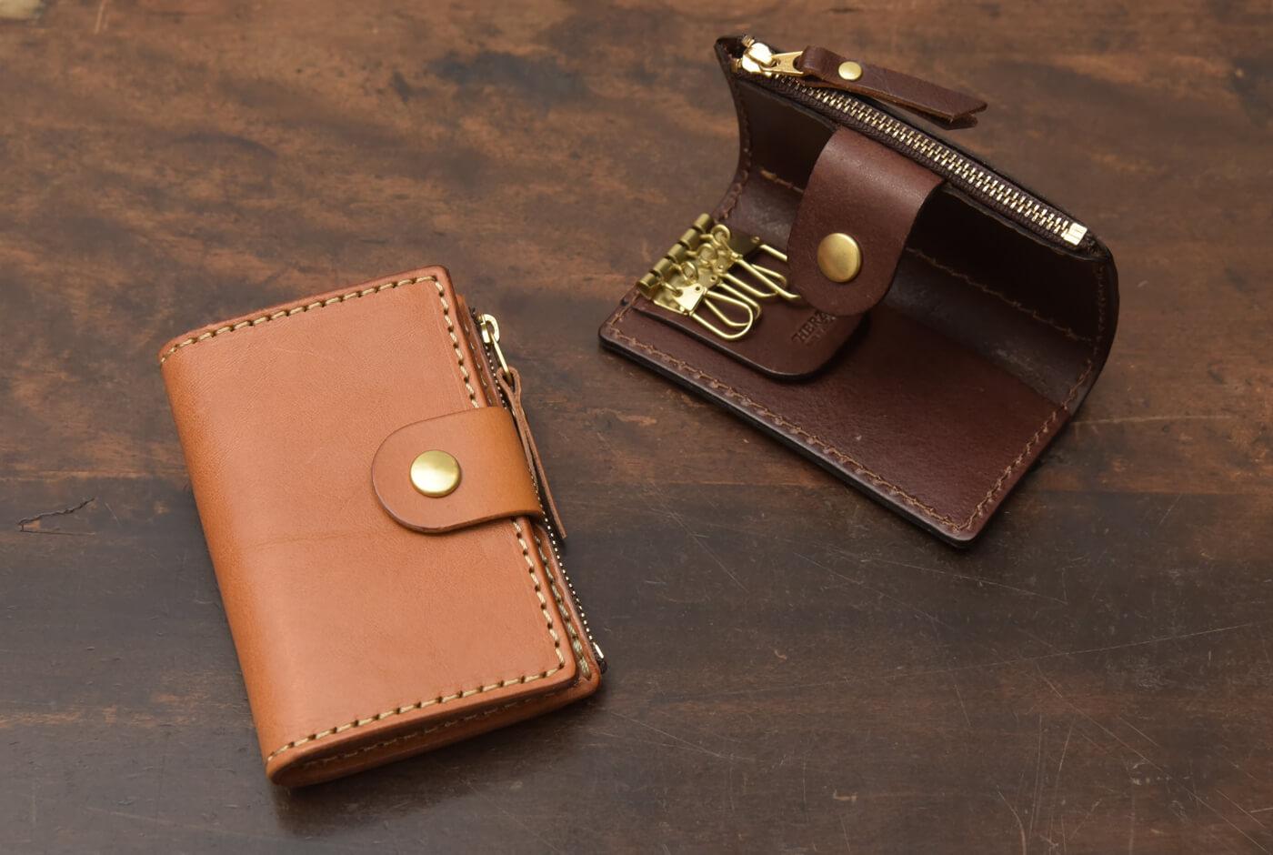 ミニマリストにもおすすめのミニ財布特集 KE-130