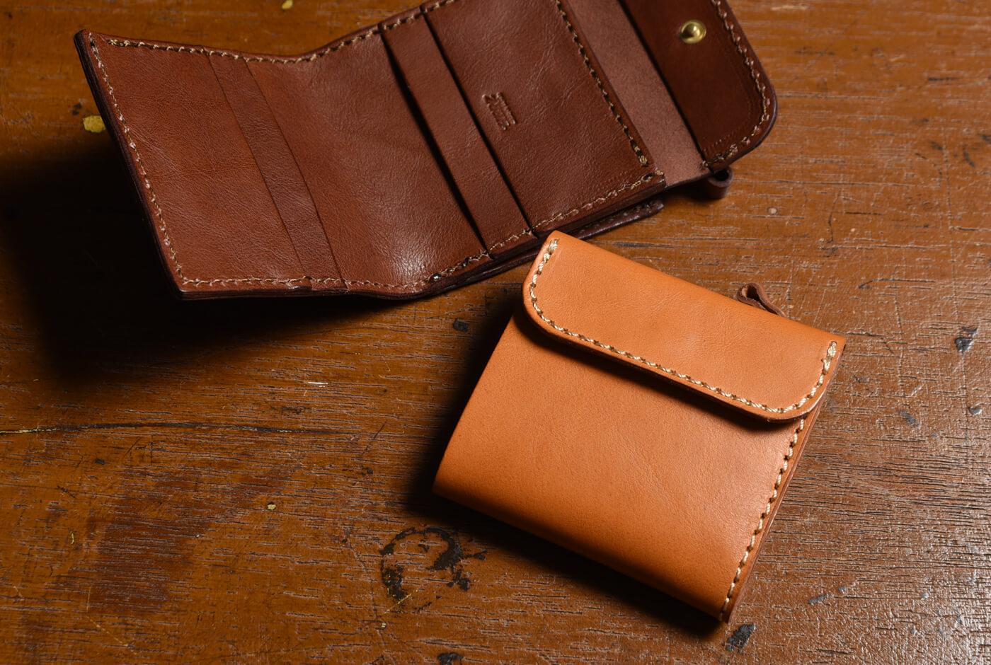 ミニマリストにもおすすめのミニ財布特集 WS-1