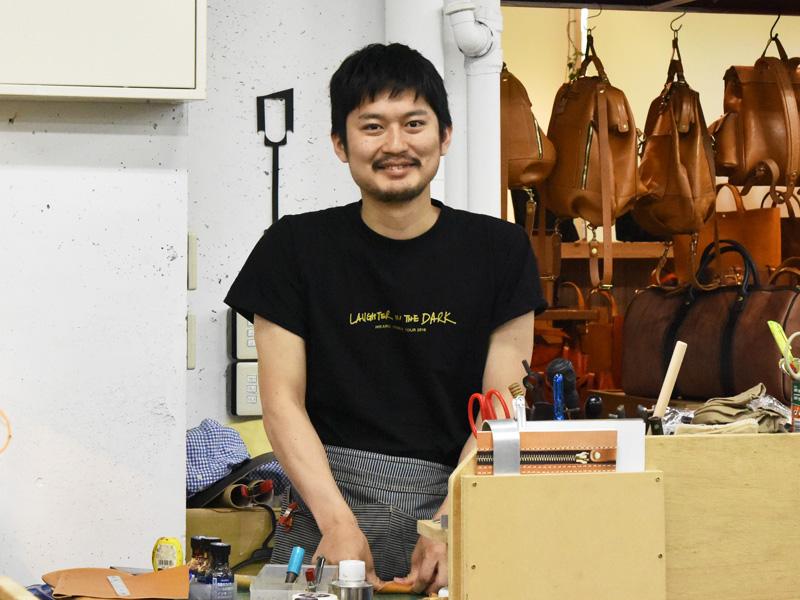 今回のスタッフ:作り手 木村