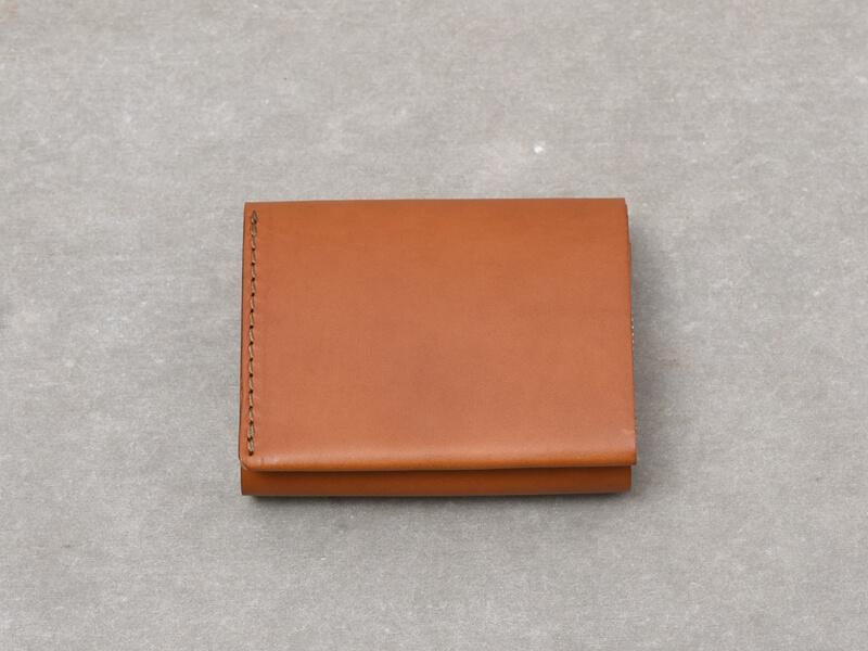 二つ折りミニ財布(GS-64) 前面
